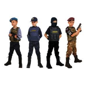 Игровой набор Спецназ Вымпел