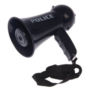 Игрушечный громкоговоритель Полиция