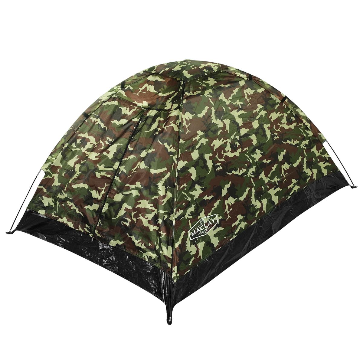 Палатка 2-х местная Милитари