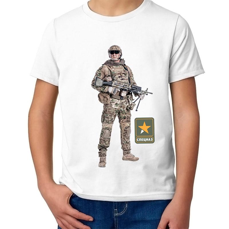 Детская футболка с принтом  Фронтовая разведка
