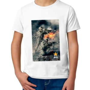 Детская футболка с принтом  Группа захвата ФСБ