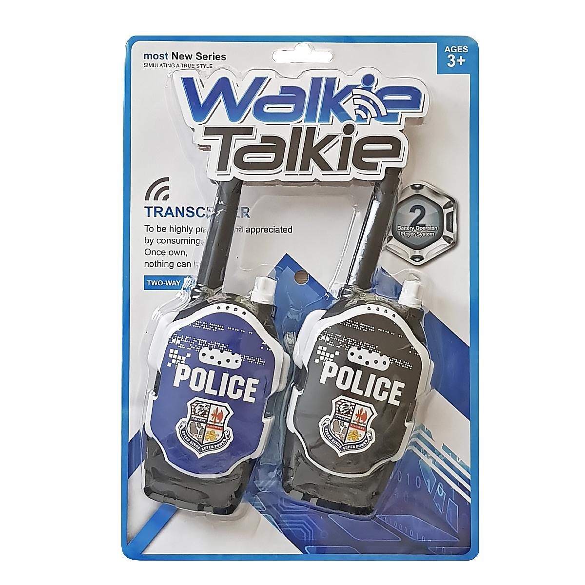 Детские рации  Полиция