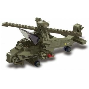 Военный конструктор  Батальон (683 детали)