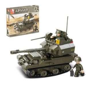 Военный конструктор  Гаубица  (178 деталей)