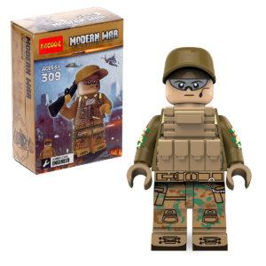 Конструктор  Спецназ США (взрывотехник)