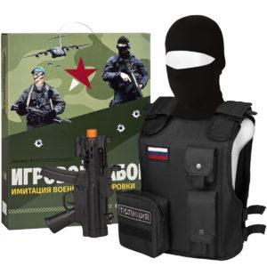 Игровой набор Группа захвата МВД