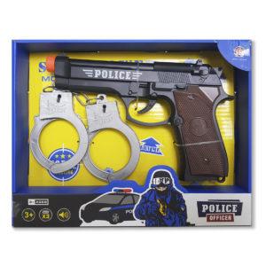 Полицейский набор  Служу закону!